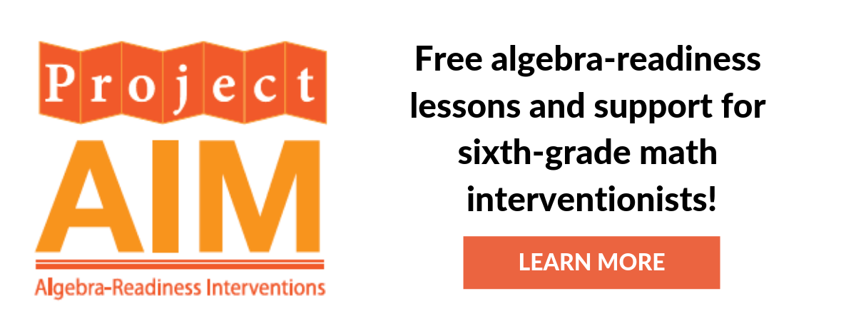 free algebra readiness resources